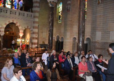 Capela Sf. Claudiu La Colombière, Paray-le-Monial